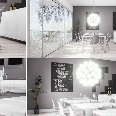 Archviz kitchen scene Unreal Engine 4.13