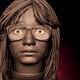 Non Uccidere - Face Digi-Double Sculpt