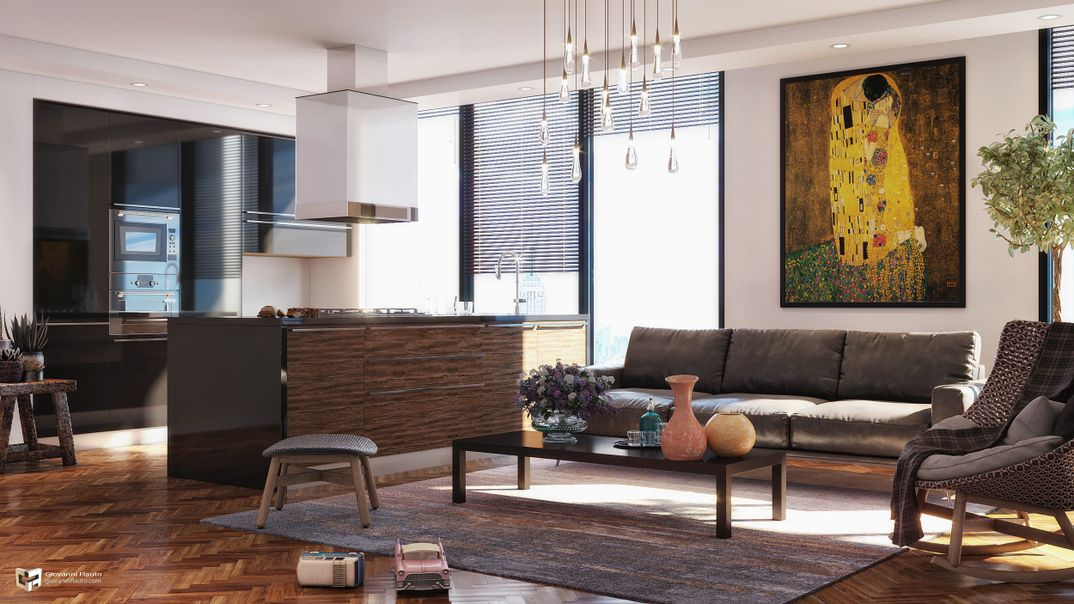 Project Living Room
