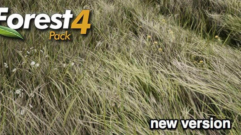 Forest Pack 4.1.2