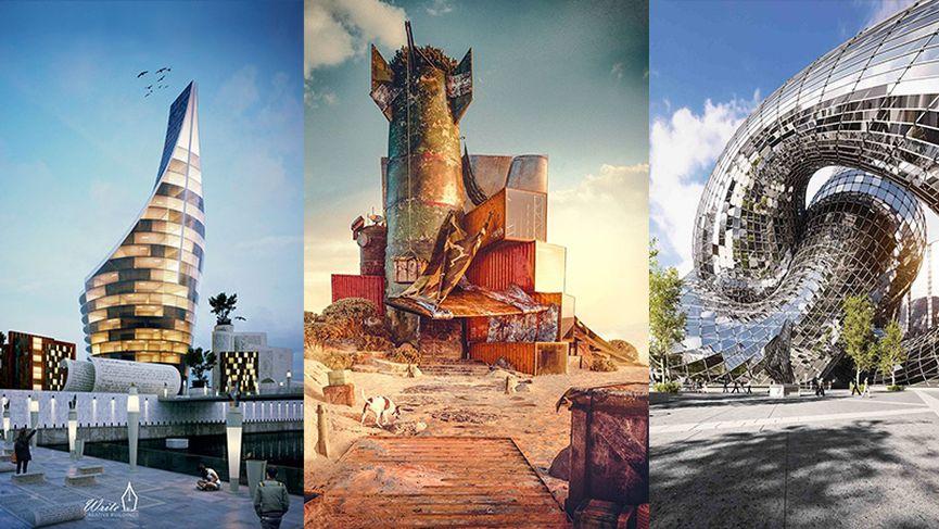 Creative Buildings 3D Contest: i vincitori
