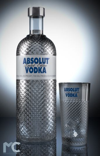 Product Visualization - VODKA