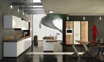 [C4D + Maxwell Render] Cucina