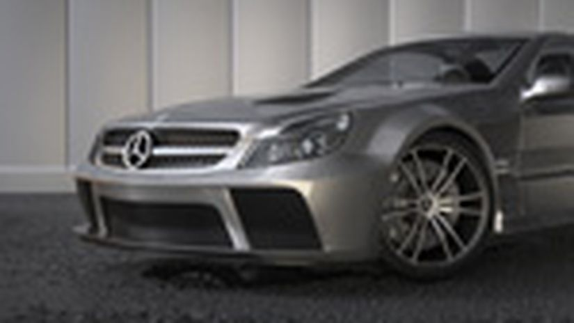 Sl65 Black Edition