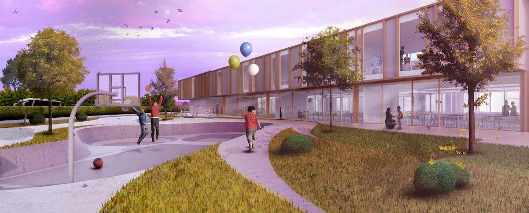 Nuova Scuola Primaria a San Giovanni in Marignano