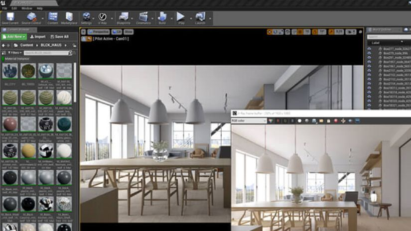 V-Ray for Unreal: Disponibile la Beta