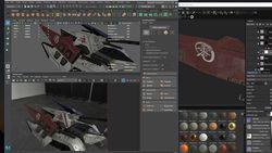 Substance Painter Live Link (MODO/Maya/Blender)