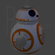BB-8 di Star Wars