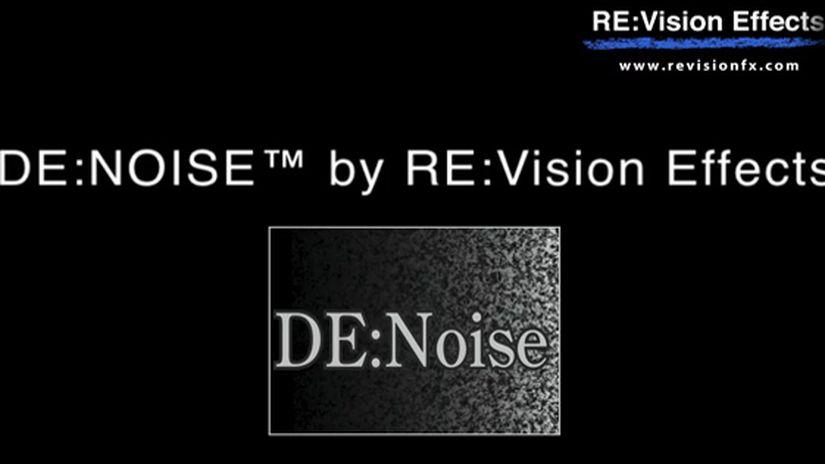 De-Noise