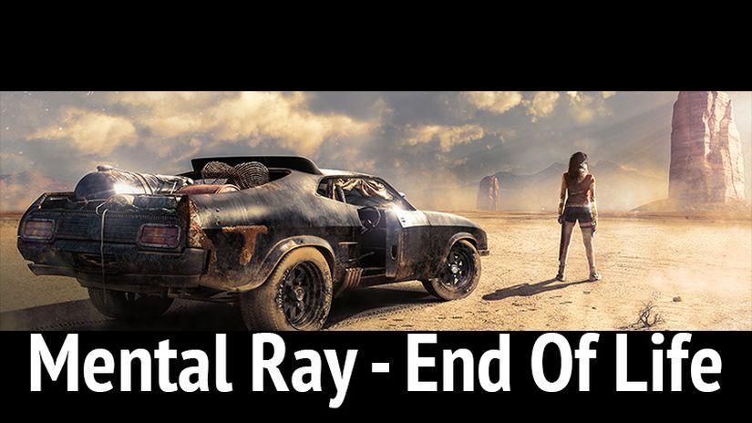 Nvidia annuncia la end of life di mental ray