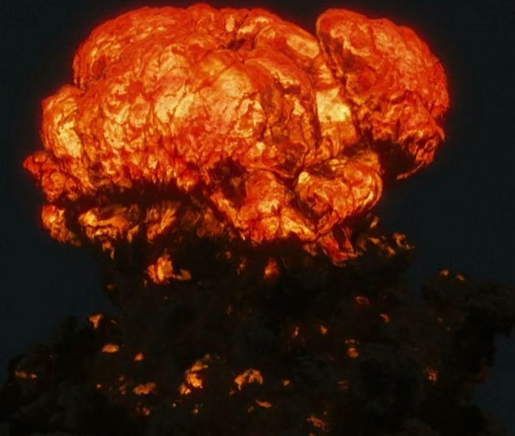 IDR RnD: Huge_CGI_Explosion