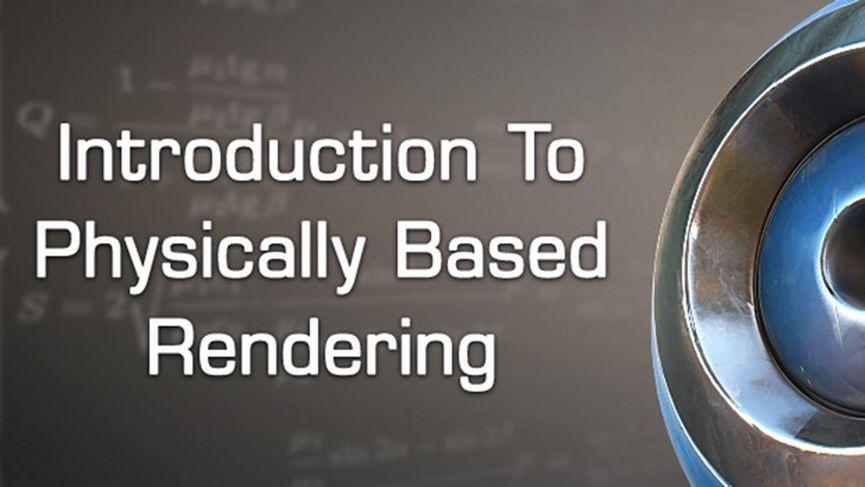 Introduzione al  Physically Based Rendering (PBR)