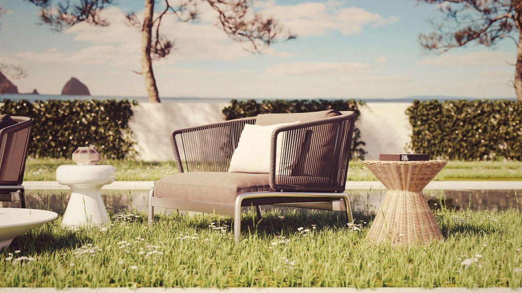 Roda Spool outdoor furniture