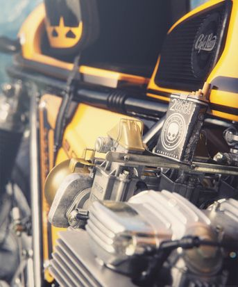 Cafe Racer - by farins