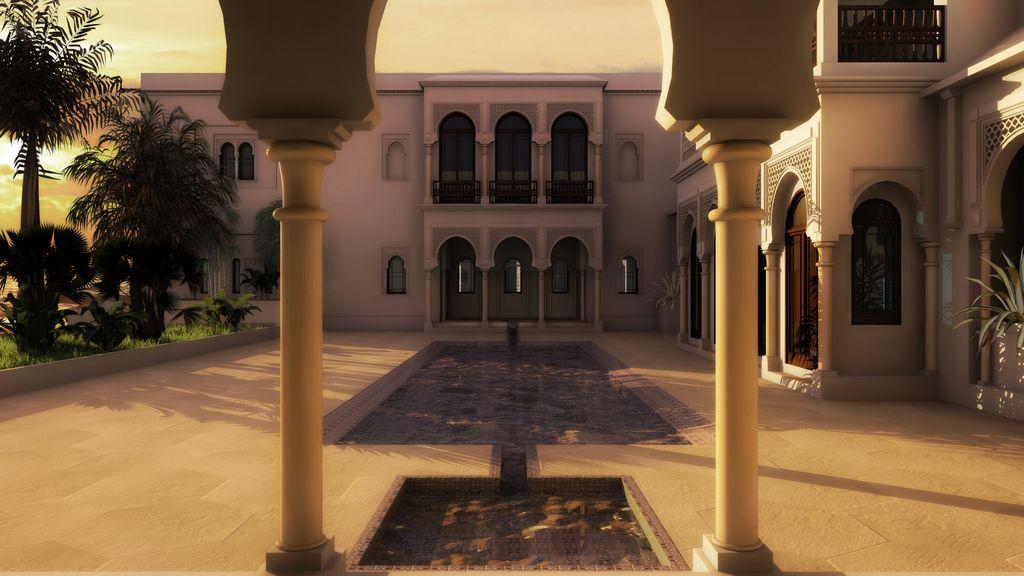 Villa Presidenziale Algeria
