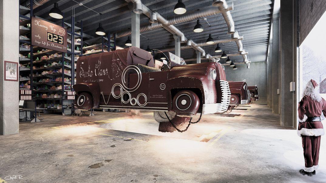Santa Claus Logistics & More
