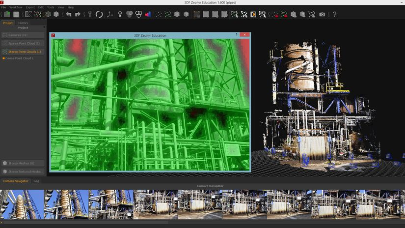 3DF Zephyr Pro 1.6