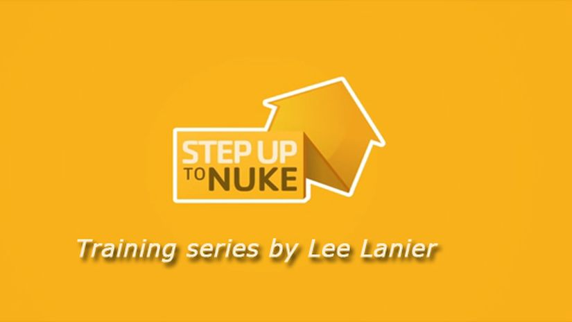 Step Up to NUKE tutorials