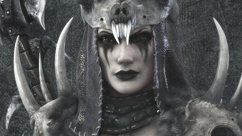 Nicrania the Necromancer