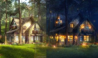 The FireFly Cottage