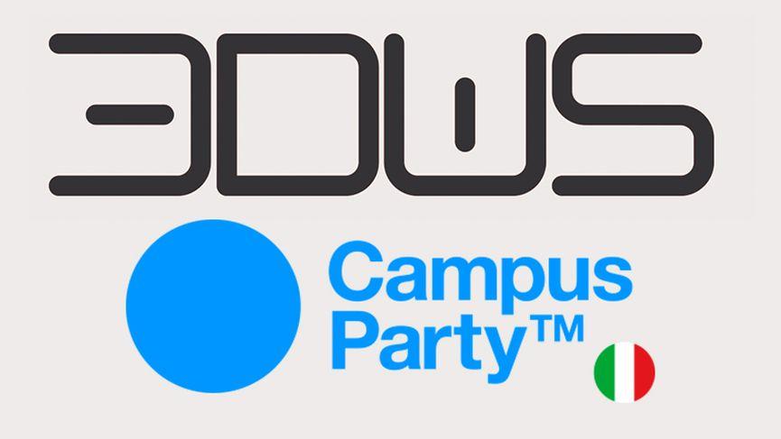 3DWS @ Campus Party 2017