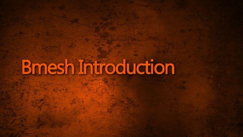 Blender: Introduzione alle Bmesh