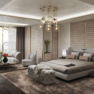 Suite Bentley home