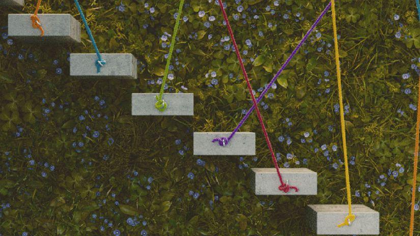 """Modellare un """"giardino verticale"""" con Blender"""