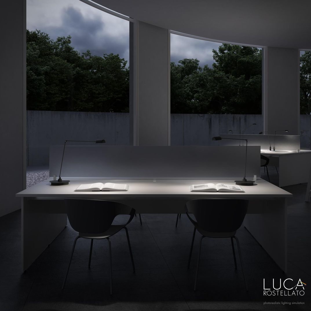 Product Render - Lumina Euroluce 2019