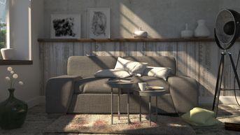Interior retro design