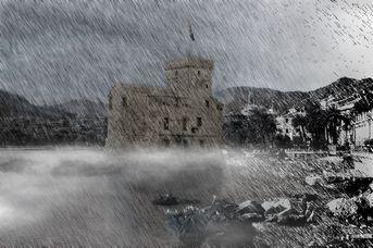 [w.i.p.] Castello In Una Giornata Uggiosa