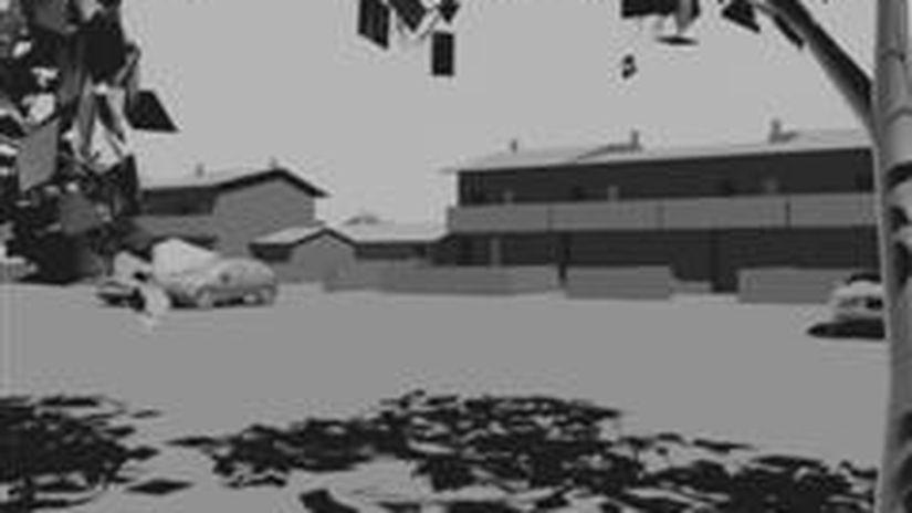 3d Studio Max – Scanline