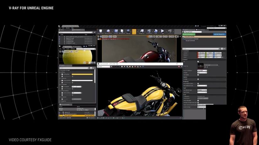 V-Ray per Unreal Engine: il rendering del futuro?