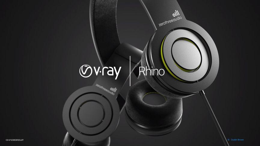 V-Ray 3 per Rhino, disponibile il Webinar