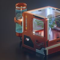 SciFi Greenhouse - Final