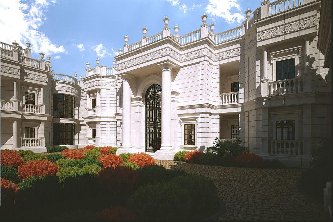 Palace Compound