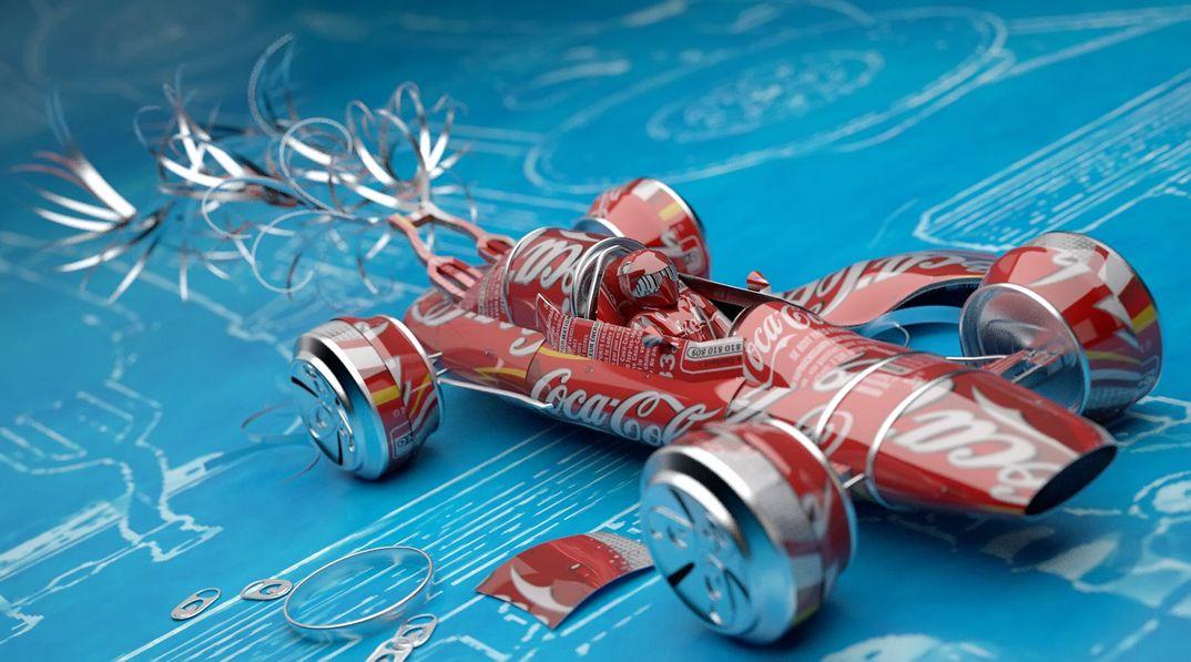F1 3D Crafting