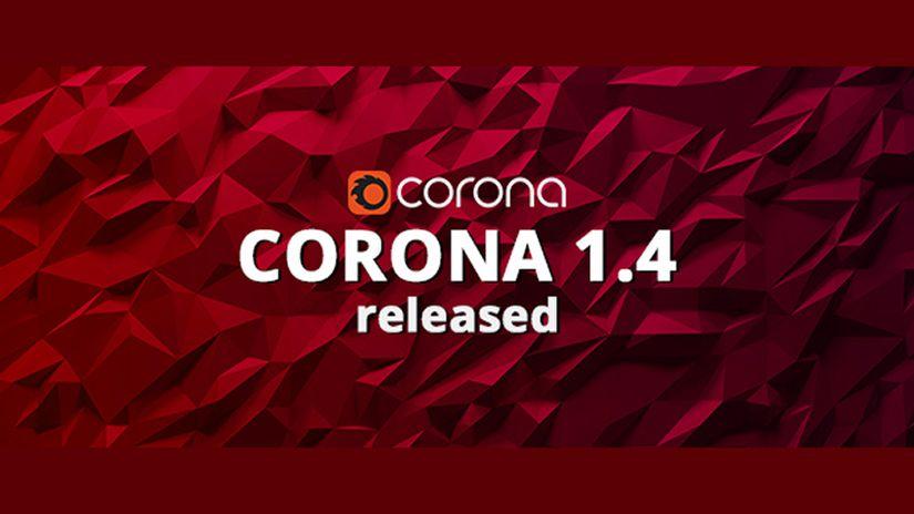 Corona Renderer 1.4 per 3ds Max