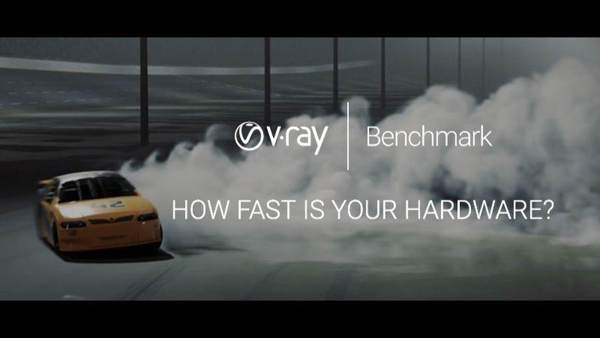 V-Ray Next Benchmark
