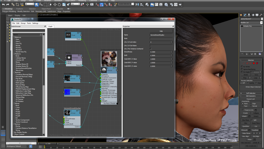 Extension 1 for 3DS Max 2015 released