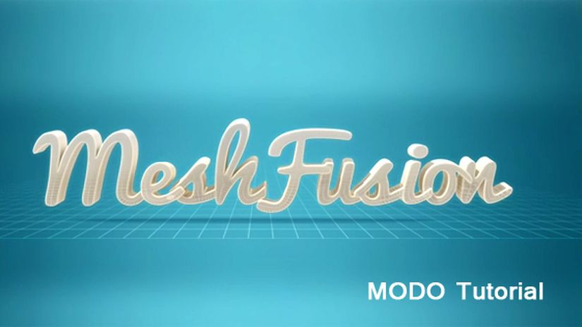 MeshFusion for MODO