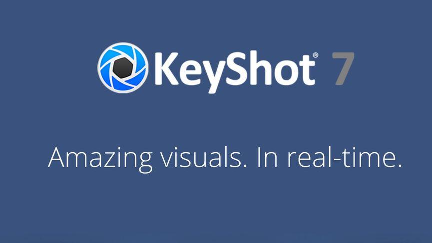 Luxion Keyshot 7, supporto VR e molto altro