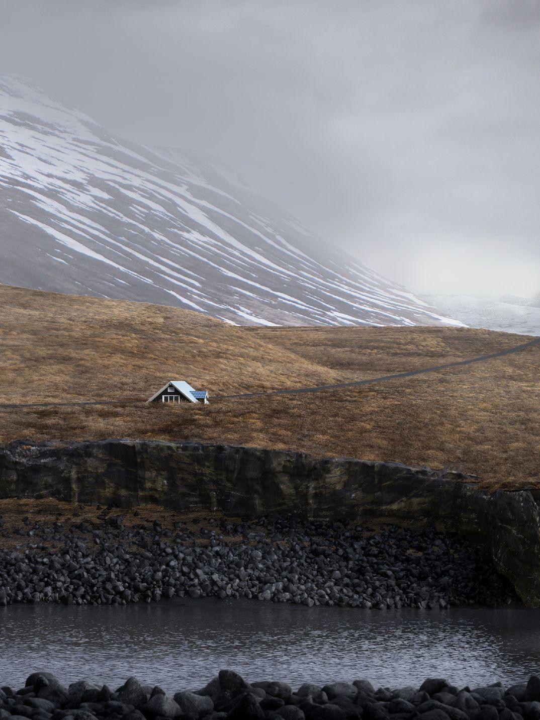 Iceland Cabin 02