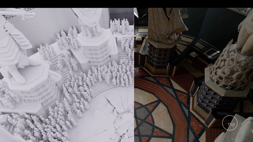 Game of Thrones: Season 6 Vfx Breakdown by Rising Sun Pictures