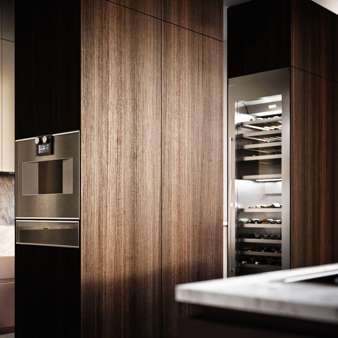 Holidays house F - kitchen