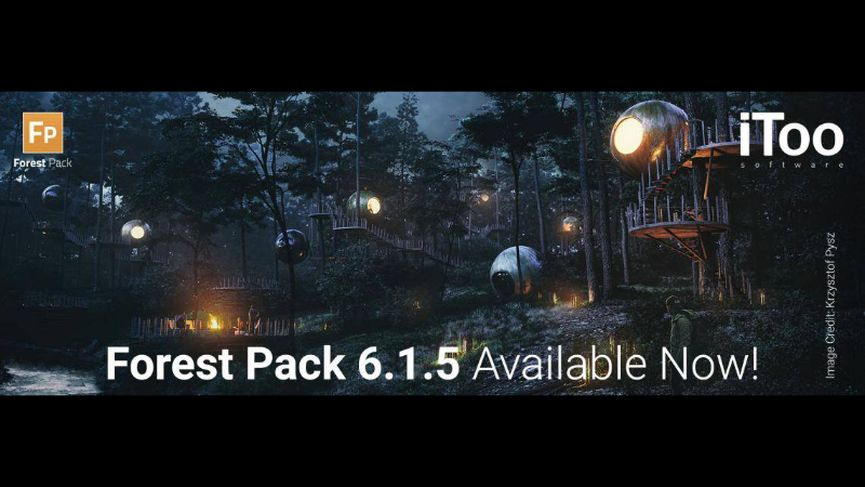 Forest Pack  6.1.5