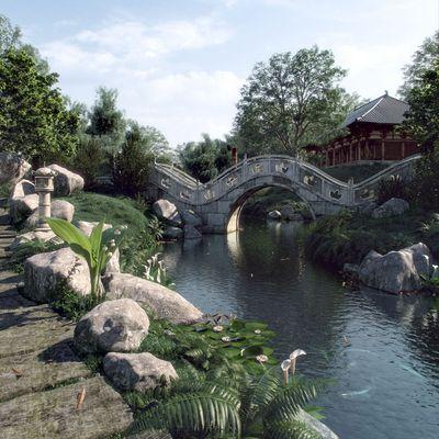 The Moonbridge