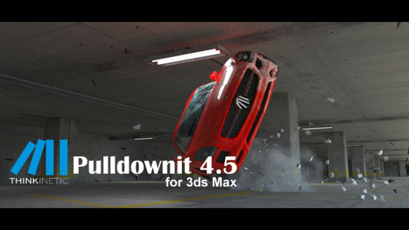 Pulldownit 4.5 per 3ds Max