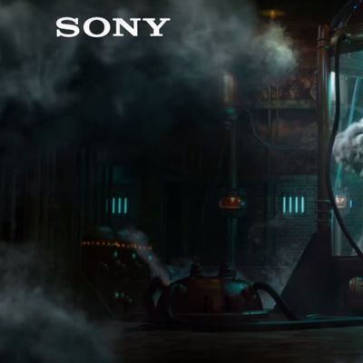 Sony Bravia: Houdini Simulation