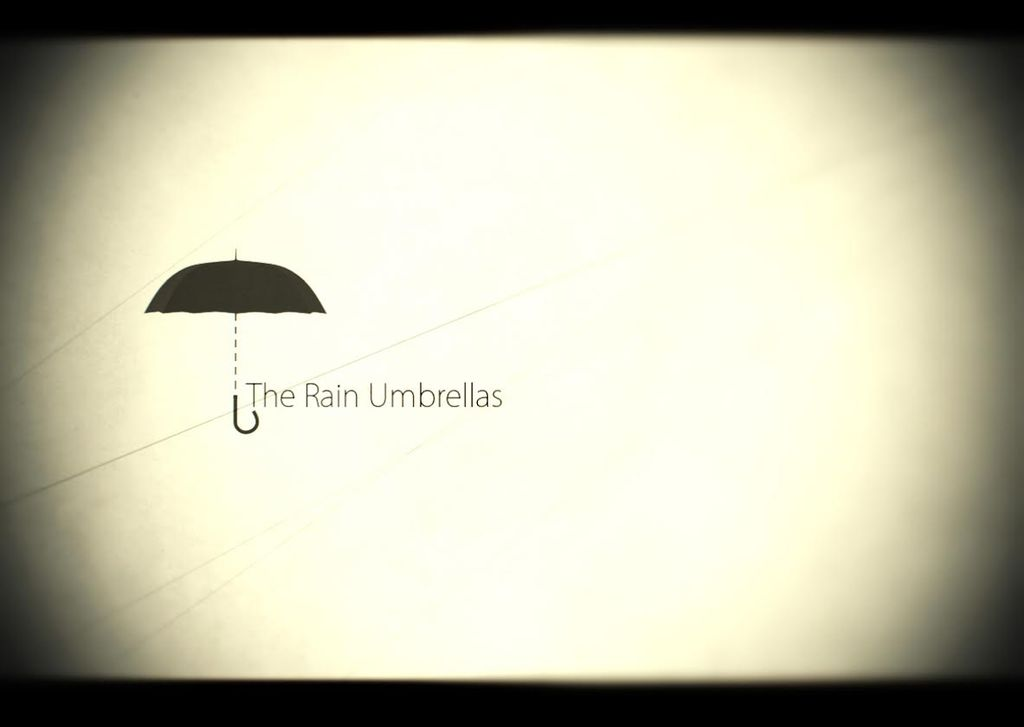 """""""The Rain Umbrellas"""""""